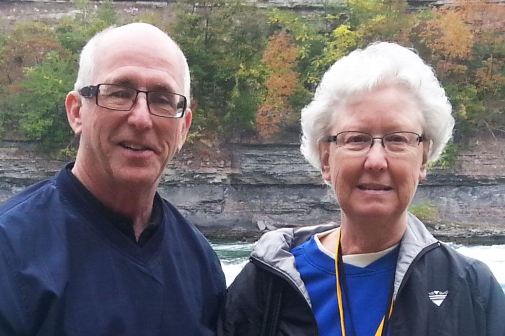 John and Judy Heide