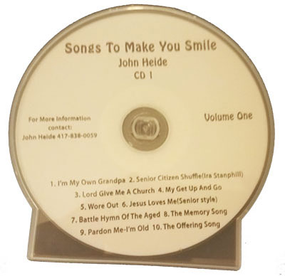 Songs to mae you smile cd 1