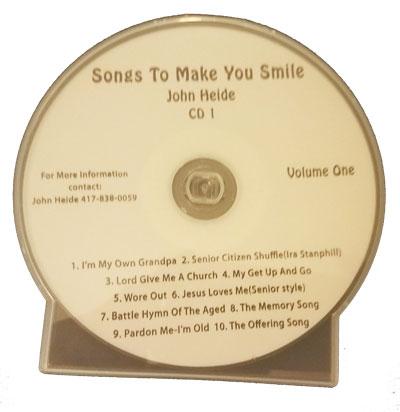 Songs to make you smile cd 1