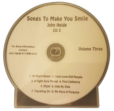 Songs to make you smile cd 3