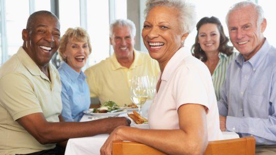 50 Alive Seniors group