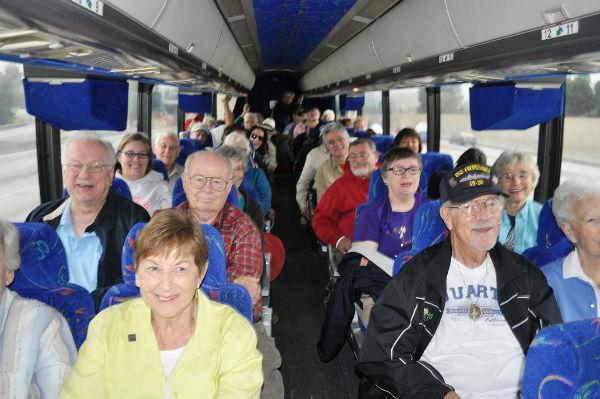 2019 California Seniors Trip