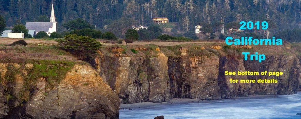California senior trip