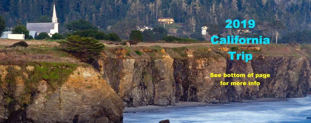 50 Alive California Seniors Trip