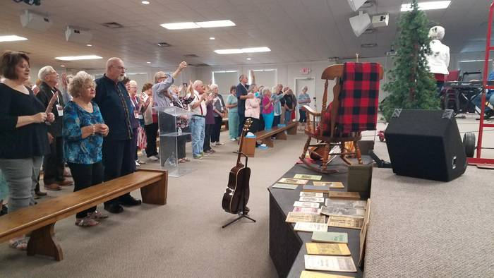 Old Time Campmeeting 2019